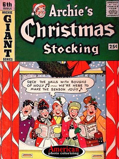 000 - Archie - Christmas 1959 B